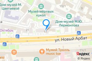 Сдается комната в Москве ул Большая Молчановка, 17
