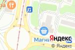 Схема проезда до компании Живые деньги в Москве