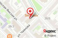 Схема проезда до компании Угмк-Холдинг в Москве