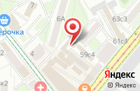 Схема проезда до компании Аболмед-Фарм Центр в Москве