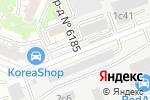 Схема проезда до компании Master Content в Москве