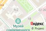 Схема проезда до компании SAV Entertainment в Москве