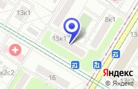 Схема проезда до компании АПТЕКА ФЭСТ-ТРАЙТ в Москве