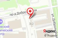 Схема проезда до компании Юнисстрой в Москве