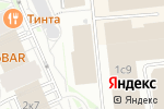 Схема проезда до компании ИСТ в Москве