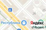 Схема проезда до компании Anglomania в Москве