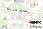 Схема проезда до компании Будем жить! в Москве