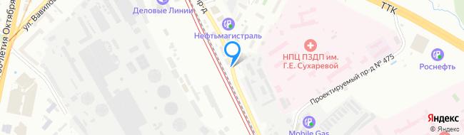 Канатчиковский проезд