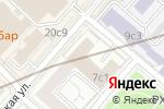 Схема проезда до компании Уполномоченный при Президенте РФ по правам ребенка в Москве
