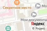 Схема проезда до компании Манера в Москве