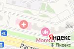Схема проезда до компании ИммуноГрад в Бутово