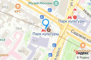 Снять двухкомнатную квартиру в Москве м. Парк культуры, метро Парк культуры