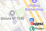 Схема проезда до компании Спасательный круг в Москве