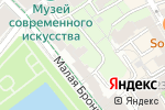 Схема проезда до компании Five Kids в Москве