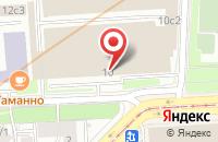 Схема проезда до компании Стройпассаж в Москве