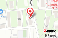 Схема проезда до компании М в Москве