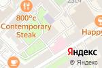 Схема проезда до компании Petra в Москве