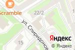 Схема проезда до компании Представительство Правительства г. Санкт-Петербурга в г. Москве в Москве