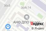 Схема проезда до компании M.O.Z.Z.O в Москве