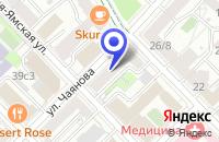 Схема проезда до компании НОТАРИУС СОЛОВЬЕВ И.А. в Москве