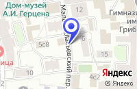 Схема проезда до компании БАГЕТНАЯ МАСТЕСКАЯ МУЗЕЙНО-ВЫСТАВОЧНЫЙ ЦЕНТР РОСИЗО в Москве