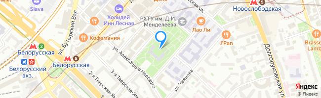 Миусская площадь