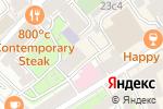 Схема проезда до компании Asian Spirit в Москве