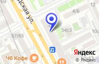 Схема проезда до компании ТПК ПИЛАР в Москве