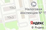 Схема проезда до компании Сети в Москве