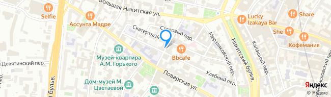 Малый Ржевский переулок