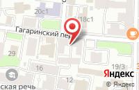 Схема проезда до компании Супертим в Москве
