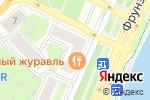 Схема проезда до компании Сирийские авиалинии в Москве