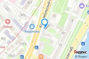 Сдается комната в Москве м. Парк культуры, Комсомольский проспект, 3