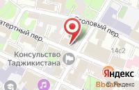 Схема проезда до компании Арб-Форум в Москве