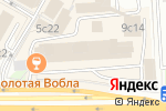 Схема проезда до компании БИЗНЕС КЛАСС в Москве