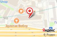 Схема проезда до компании Агентство Корпоративных Коммуникаций «Юнистафф» в Москве