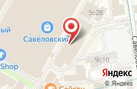 Схема проезда до компании Сервисный Центр Аспект в Москве