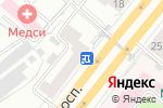 Схема проезда до компании Hugo Boss в Москве
