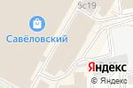 Схема проезда до компании PineApple-S в Москве