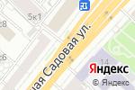 Схема проезда до компании Косметика ПРО в Москве