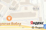 Схема проезда до компании Сола-М в Москве