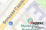 """Схема проезда до компании """"Lucullus"""" в Москве"""