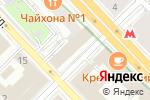 Схема проезда до компании Башнефть в Москве