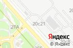 Схема проезда до компании VEKA в Москве