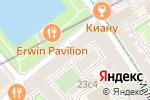 Схема проезда до компании Бегемот в Москве