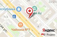 Схема проезда до компании Редакция Журнала «Юность» в Москве