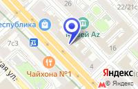 Схема проезда до компании ДИЗАЙН-СТУДИЯ GRAPHICO в Москве