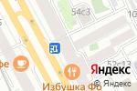 Схема проезда до компании Магазин американской одежды в Москве