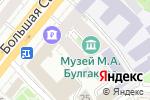 Схема проезда до компании ЛиК в Москве