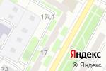 Схема проезда до компании Инженерная служба района Отрадное в Москве